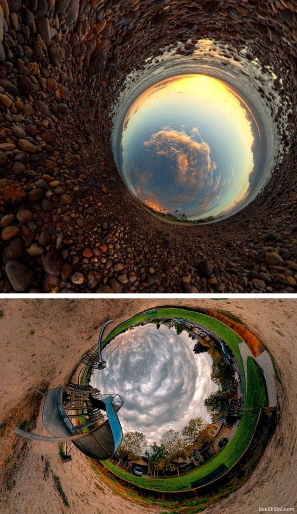 摄影师Josh Sommers星球化摄影