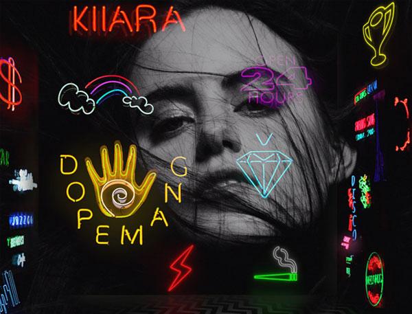 """美国新锐电音 Kiiara """"Gold"""""""