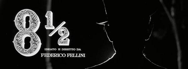 八部半 8½ 拍给费里尼自己的电影