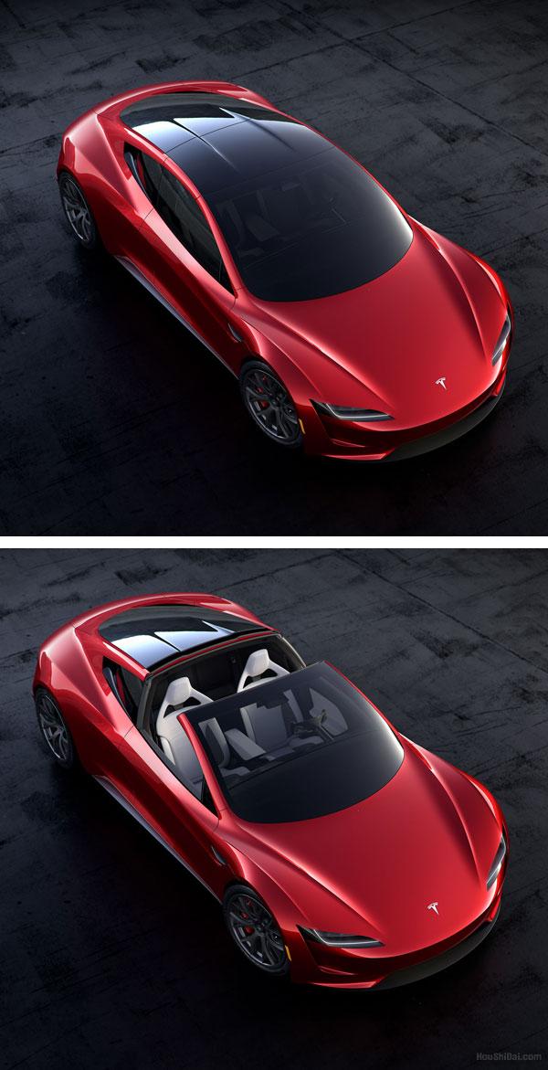 特斯拉发布Roadster百公里加速仅1.9秒