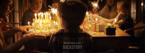 BACKSTORY哲思短片《背影故事》