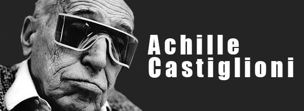 意大利老顽童设计师Achille Castiglioni