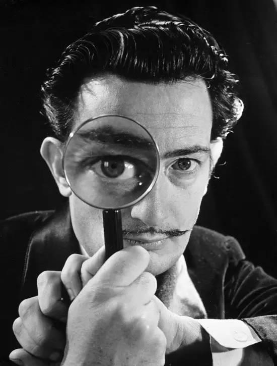 达利 Dali 天才与疯子的一生